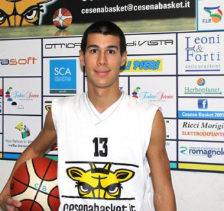 Basket Village Granarolo – Cesena Basket 2005 41 – 68 (12 – 18, 28 – 35, 36 – 49)