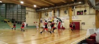 Granarolo Basket   -   Baskérs Forlimpopoli   67-68