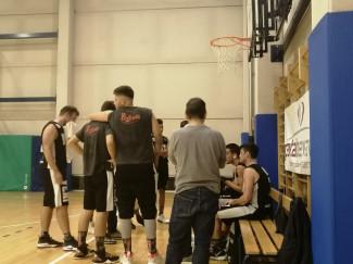 Pre-partita : BasketReggio  -  Pizzoli Veni Basket.