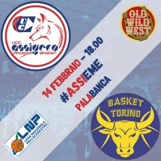 Assigeco Piacenza – Basket Torino: la presentazione