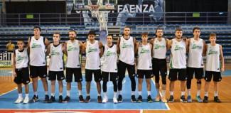 Final Eight Supercoppa. Presentazione quarto di finale Raggisolaris Faenza - Luciana Mosconi Ancona