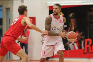 Basket Ravenna - Domani amichevole contro la Pall. Mantovana aperta a tutti i tifosi.