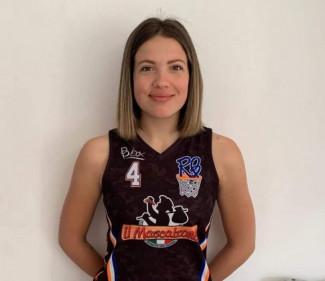 Alice Veronesi : - Il Royal Basket Finale Emilia è  la mia seconda casa -