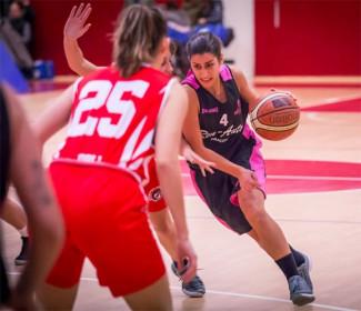Serie C Femm.le - San Lazzaro-Happy Basket 59-70