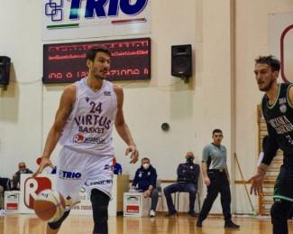 Virtus Basket Rossella Civitanova Marche : intervista a Riccardo Casagrande