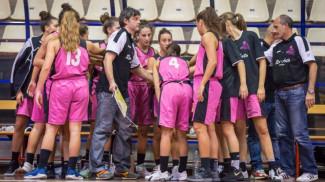 Rimini Happy Basket:Rinnovato i prestiti   di Eleonora e Noemi  Duca e Gabriela Vlahova