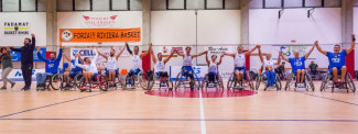 NTS Riviera Basket vince all'overtime 54-47 su HP UICEP Torino.