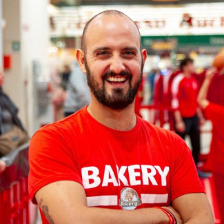 La Bakery Basket Piacenza presenta il nuovo Team Manager : Roberto Spagnoli