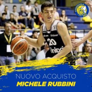 Ufficiale! Michele Rubbini passa ai Fiorenzuola Bees