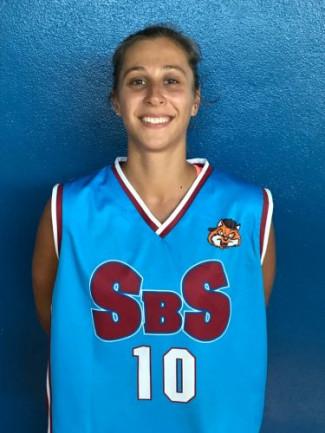 Scuola Basket Samoggia 1999 : Oggi vi presentiamo Sabrina Facchetti