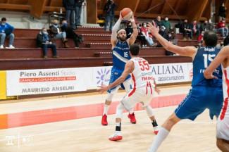 """Janus Basket Fabriano -  Scanzi  """"Consapevoli del nostro potenziale"""""""