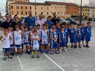 Gli Scoiattoli della Vis  2008 Ferrara  si impongono a Copparo.