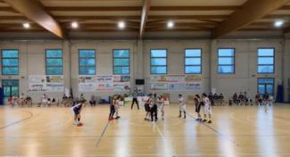 Veni Basket Pizzoli  – Salus Pallacanestro Bologna 91 – 55