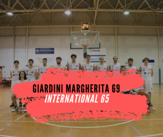 Immobiliare 2000 Basket Giardini Margherita  vs International Basket Curti Imola  69 - 65