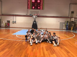 Faenza Basket Project - Carlotta Zecchi BK Reno  100 - 25