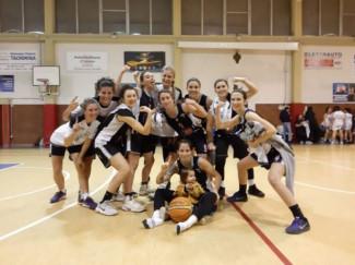 Francesco Francia Zola Predosa   vs Faenza Basket Project  42 - 57