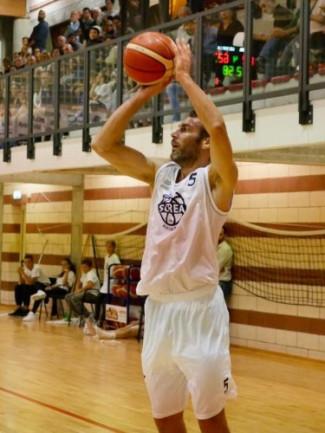 Pre - gara  :Bmr Basket 2000 Reggio E.- Gaetano Scirea Basket Bertinoro .