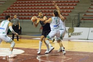 La Janus Basket Fabriano  cede il passo ad un'ottima Luciana Mosconi Ancona