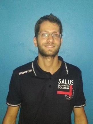 Salus Pallacanestro Bologna - Stagione 2021/2022: confermato Teo Barreca
