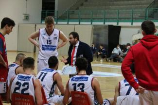 Brutta caduta del Bologna Basket 2016: sconfitta con la Sangiorgese per 91 - 63