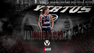Virtus Segafredo Bologna  : Jomanda Rosier rinnova con le V Nere