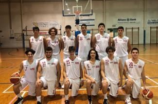 U18 eccellenza: Studio Montevecchi Imola – Unisalute Vicenza 69-56