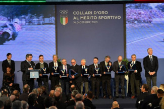 Addio Carlo Ubbiali leggenda del Motociclismo insignito del Collare d'Oro 2019