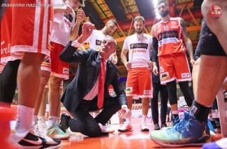 Solida e concreta:La Pallacanestro 2.015 Unieuro Forlì batte l'Eurobasket 87-83