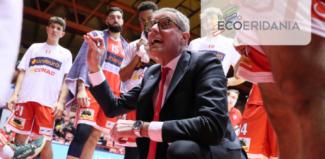 Pallacanestro 2.015 Unieuro Forlì  - Eurobasket Roma , il prepartita