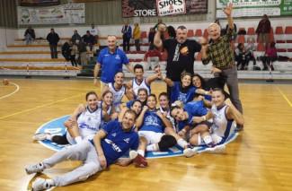 Thunder Basket Matelica - Olimpia Basket Pesaro 51 - 45
