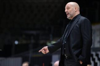 Coach Djordjevic non sarà presente in panchina contro Varese