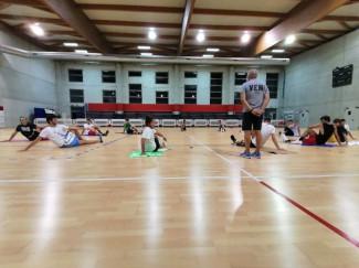 La Pizzoli Veni Basket chiude con Michele Novi  e riprende l'attività