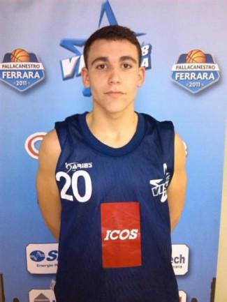 Ferrara Basket 2018 - Junior Basket Leoncino Mestre   79 – 58