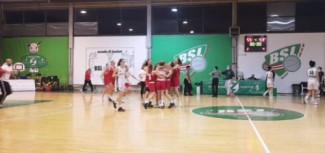 Fantastico Basket Girls Ancona . Vinto anche a San Lazzaro!