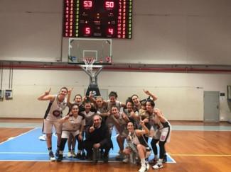 Faenza Basket Project  vs  A.I.C.S. Basket  Forlì   53  -  50