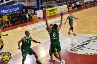 Anteprima - Aviators Basket Lugo  vs Virtus Intech Imola