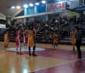 Virtus Imola vs Rinascita basket Rimini 68-77