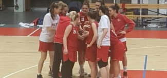 Magika Castel S. Pietro   vs Basket Girls Ancona   57 - 65