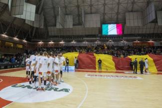 Pre partita : Basket Ravenna  OraSì  -  Roseto
