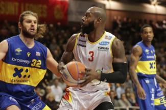 Basket Ravenna OraSì -   Montegranaro 87-81