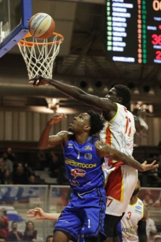 Basket Ravenna - Prepartita Pompea Mantova-OraSì Ravenna