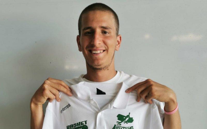 Luca Galassi firma a Lugo! Talento assoluto a disposizione di squadra e allenatore!