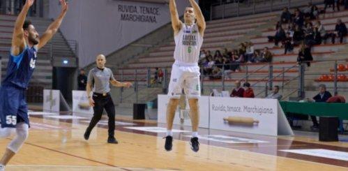 Luciana Mosconi Ancona – Porto Sant'Elpidio Basket 82-69 (22-15, 21-14, 18-21, 21-19)