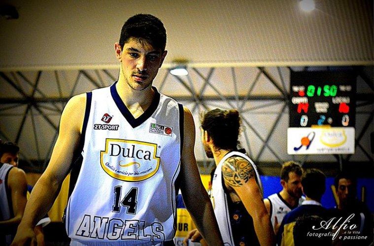 Yuri Ramilli è un nuovo giocatore della Virtus Imola.