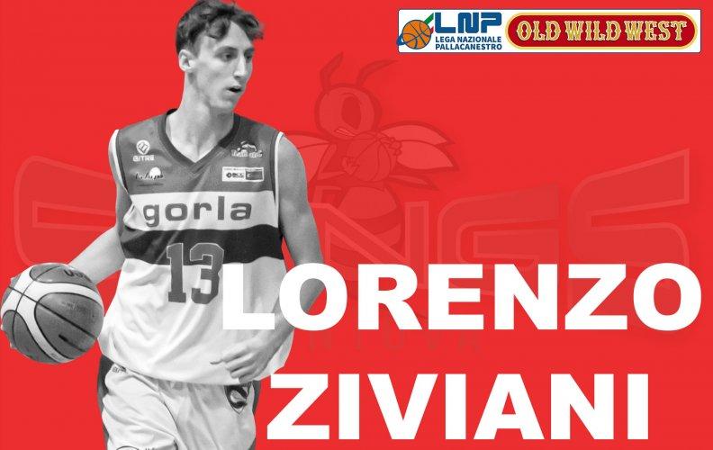 Pallacanestro Mantovana : Lorenzo Ziviani è un nuovo giocatore degli Stings!
