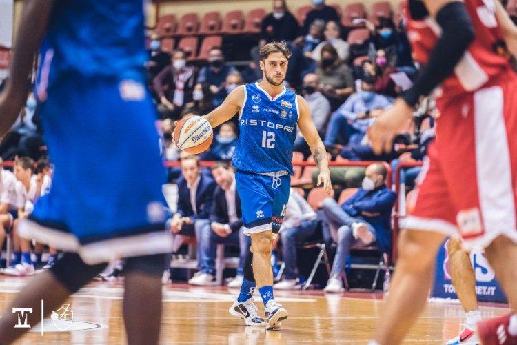 Eurobasket Roma vs Ristopro Janus Fabriano 80-67