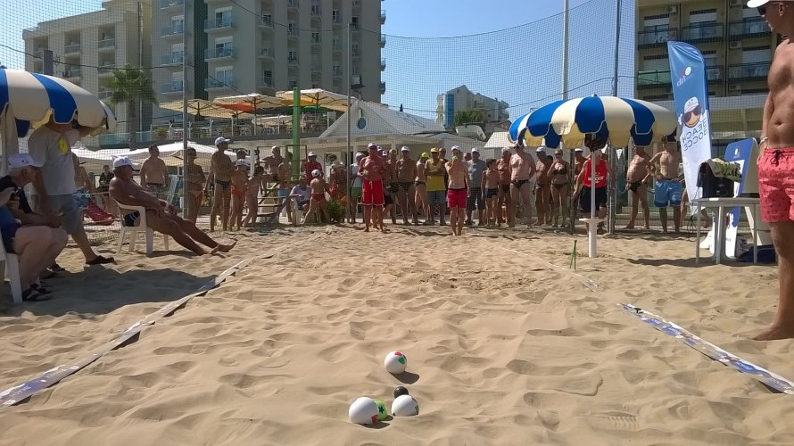 Bocce : l'Agenda del week-end in Regione dal 22/07 al 28/07