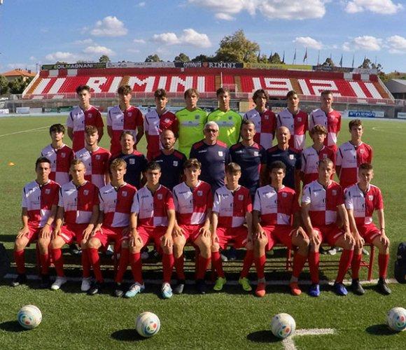 Il programma delle giovanili del Rimini FC nel fine settimana