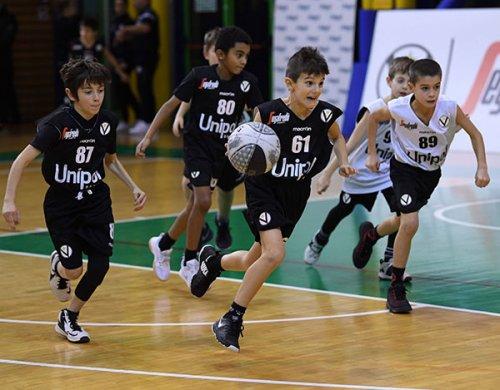 Unipol Banca - Settore giovanile e minibasket, una settimana intensissima
