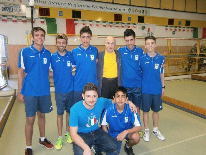 Coppa Italia Juniores:Bologna batte Modena e vola alle finali Nazionali
